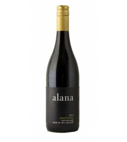 2014 Estate Pinot Noir, Alana Estate, Martinborough, New Zealand