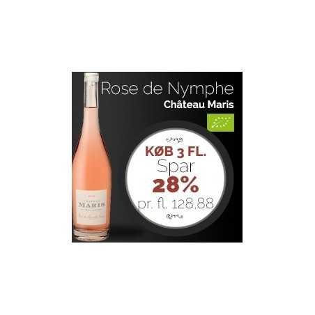 2016 Rose de Nymphe, Pays d´Oc, Chateau Maris