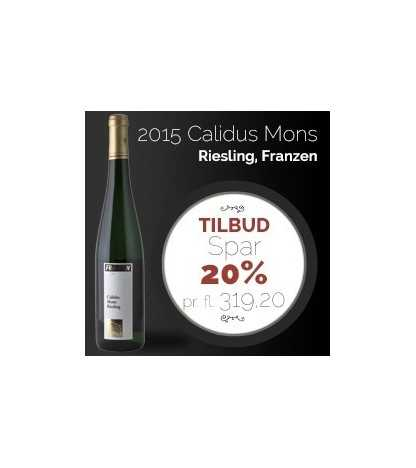 2015 Calidus Mons, Riesling, Franzen, Mosel