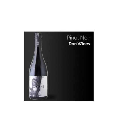 2014 Pinot Noir, Martinborough, Don Wines, New Zealand