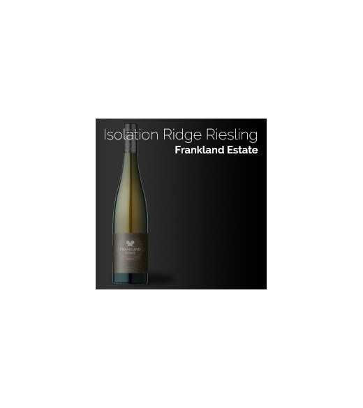 2016 Isolation Ridge Riesling, Frankland Estate